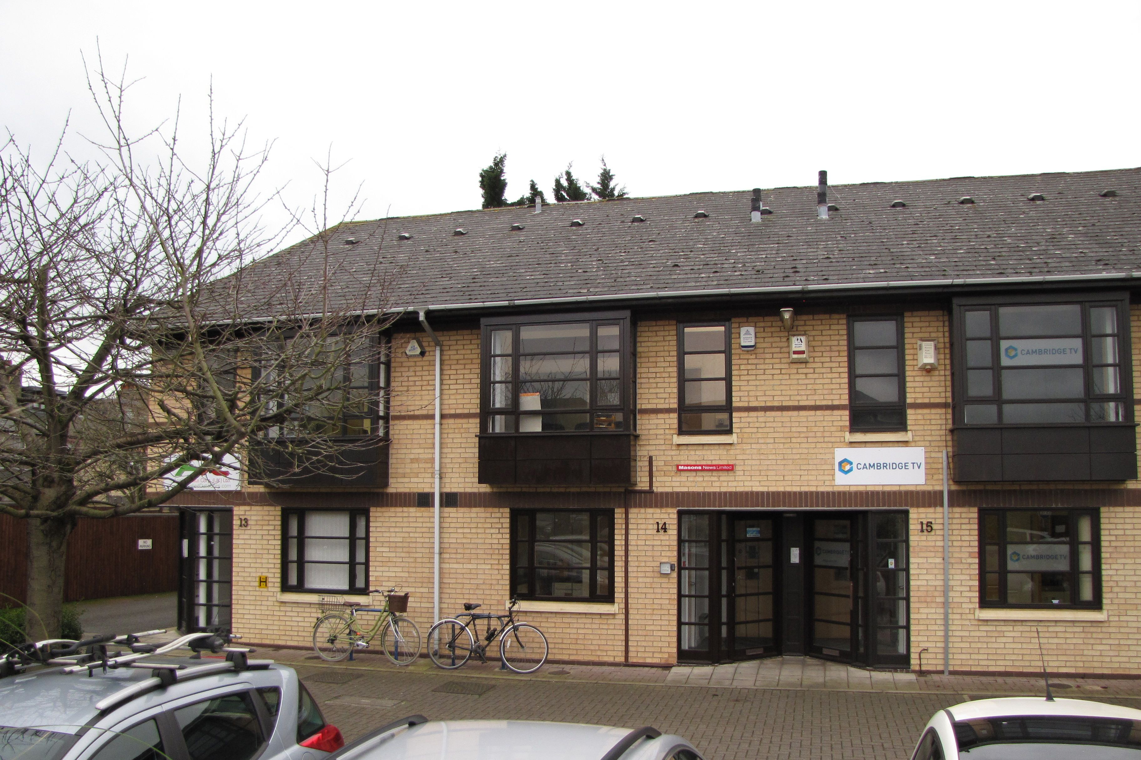 RATES FREE MODERN OFFICE SUITE CLOSE TO NEWMARKET ROAD